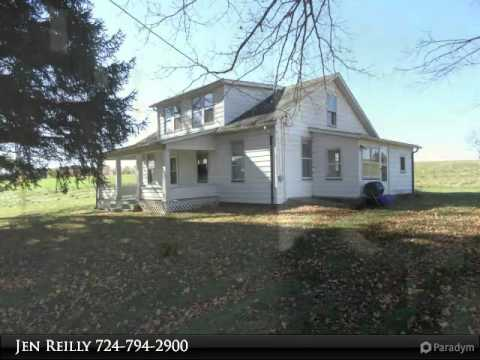 417 Pinchalong Road, Pine Township - Mercer County, PA