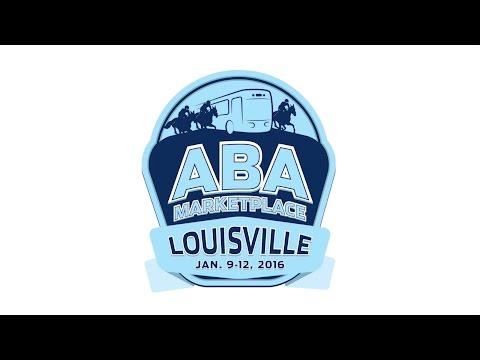 ABA Marketplace Louisville, KY 2016
