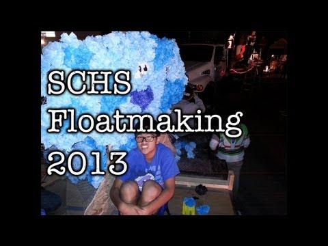 Float Making 2013