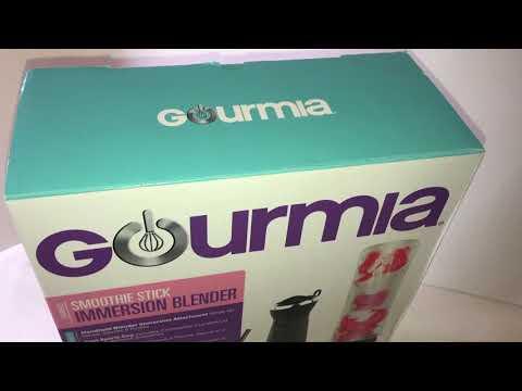 Gourmia Blender (Review)