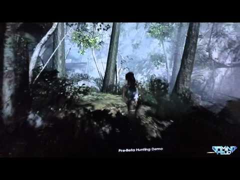 PAX Prime 2012: Tomb Raider Gameplay Pt 2