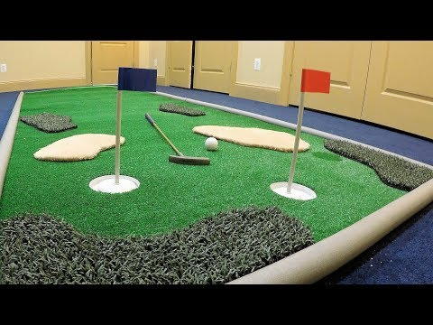 5 Easy Golf Putting Green Upgrades for $10 or Less