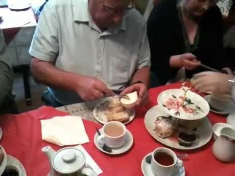 Devonshire Cream Tea - Tudor Rose Tearoom