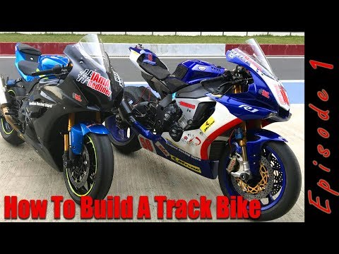 How To Build A Track Bike   Episode 1