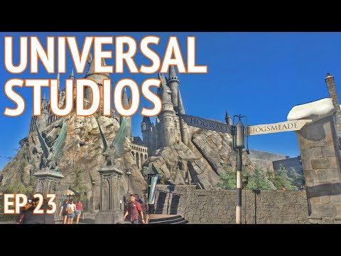 Day at Universal Studios Hollywood   Living the Van Life in California