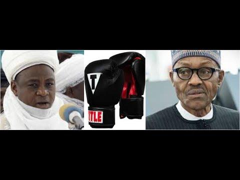 Sultan Of Sokoto Lambasts Buahri - Insists On Rule Of Law