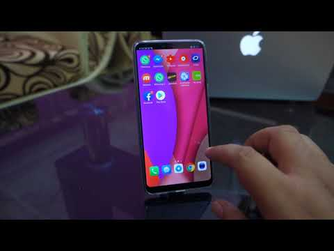How to hide notch in Oppo A3s