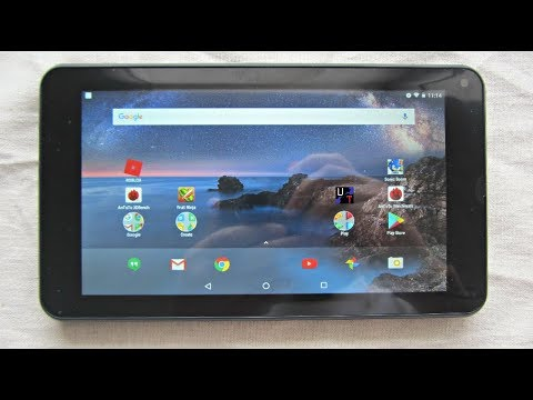 How To Screenshot On Almost Any Android 7.1.2 Tablet (Smartab 7