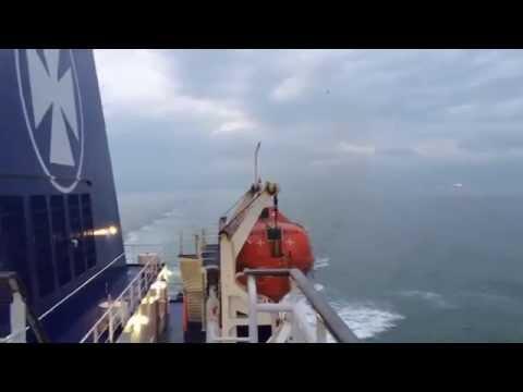 U.K. To Paris ferry