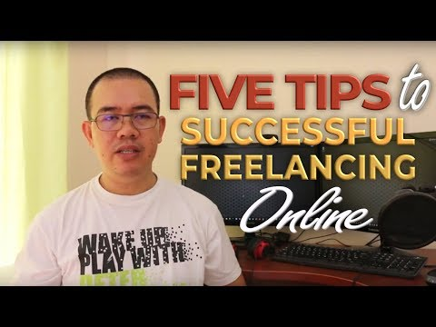 5 Tips to Successful Freelancing
