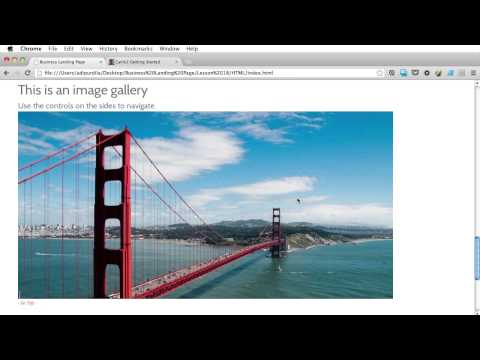PSD to HTML - Lesson 18