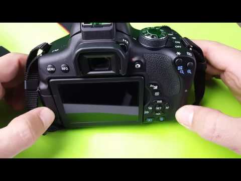 ALL CANON REBEL DSLRs: How to Clear All Settings Back to Factory Defaults