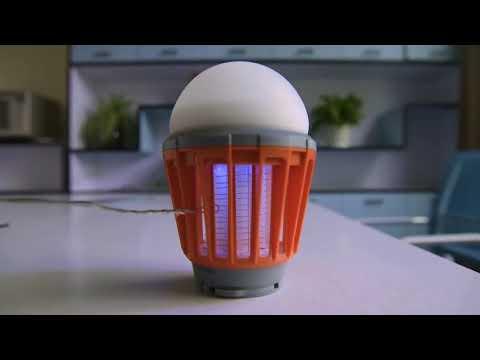 Enkeeo's Mosquito Zapper Lantern