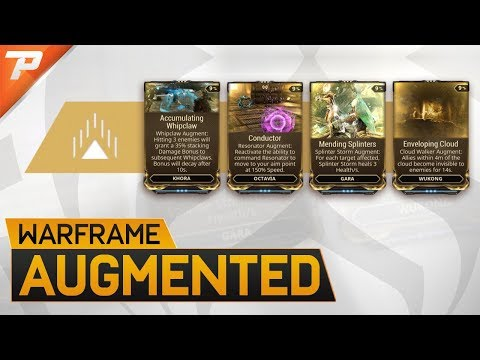 Warframe: NEW Augments for Wukongs, Octavia, Khora & Garry