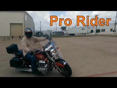 Advanced motorcycle skills class - Pro Rider: Dallas, TX