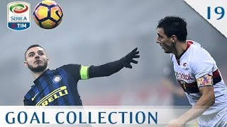 GOAL COLLECTION - Giornata 19 - Serie A TIM 2016/17