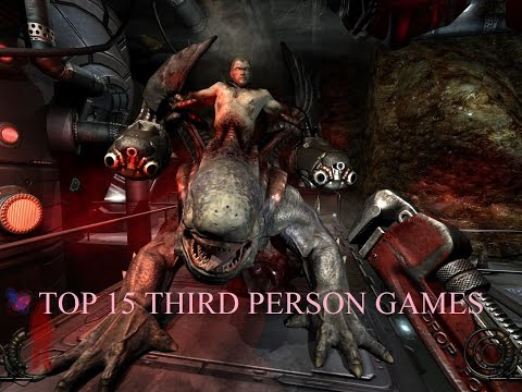 Top  15 THIRD PERSON Upcoming Games 2016 2017 PS4 PC XBOX ONE