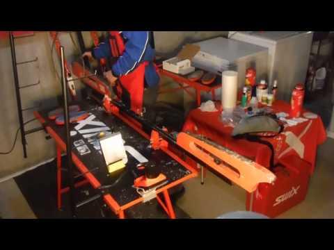 Nordic Ski Waxing