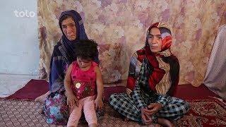 Iftari - Students helping a needy woman / افطاری - کمک محصلین به یک شخص نادار