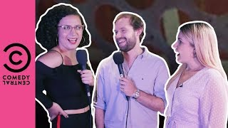 Rose Matafeo & Naz Osmanoglu With Harriet Kemsley | Post Roast | Roast Battle