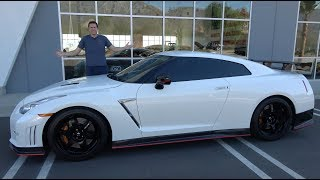 The Nissan GT-R Nismo Is the Most Expensive Nissan Ever
