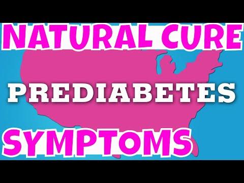 PREDIABETES 7 Natural Treatments of Prediabetes Symptoms