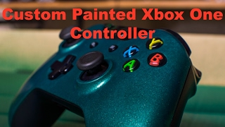 How To Disassemble An Xbox One Controller And Paint It