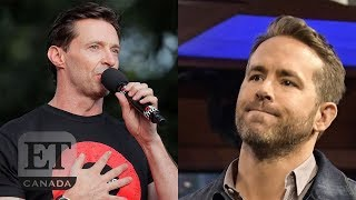 Hugh Jackman Responds To Ryan Reynolds' Mock Attack Ad