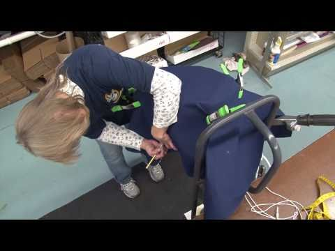 How to Make an Outboard Motor Cover
