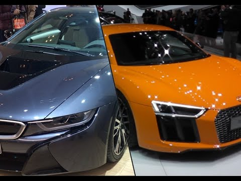 Midnight Run With 2017 Audi R8 V10 Bmw I8 Exhaust Video Download