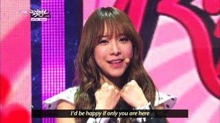 [Music Bank w/ Eng Lyrics] Two X - Ring Ma Bell (2013.04.06)