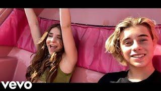 Gavin Magnus - Crushin' Remix ft. Piper Rockelle (Official Music Video)