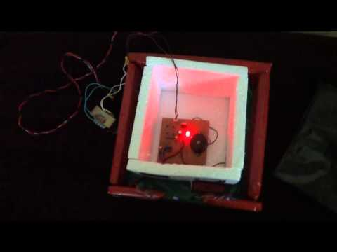 Automatic Doorbell for HOMES/Offices using IR sensor
