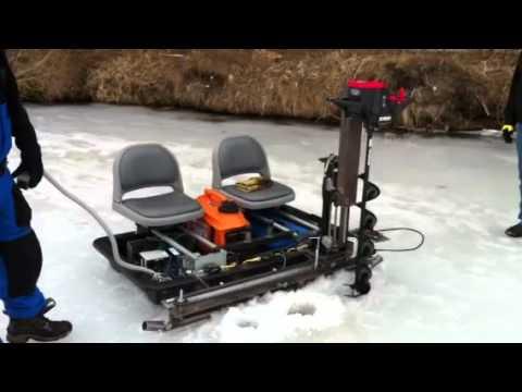 Automated Ice Shanty Test 4