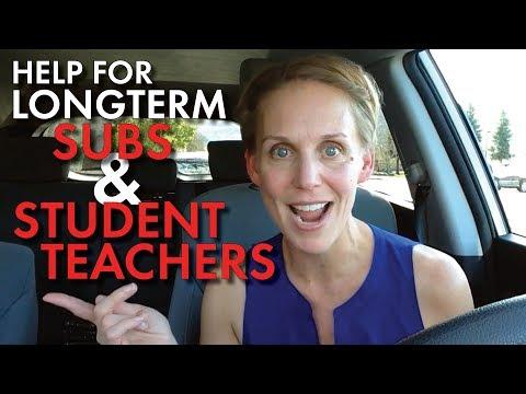 Classroom Management for Secondary Teachers #8, Student Teachers & Long-Term Substitute Teachers