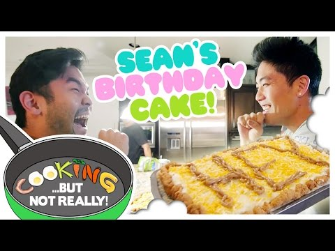 Cooking, But Not Really: FRIED CHICKEN CAKE!