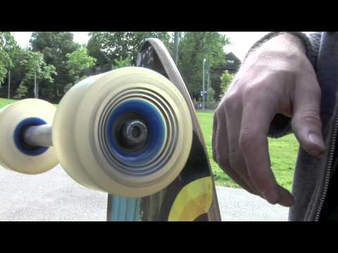 Longboard Safety - Tightening Wheels