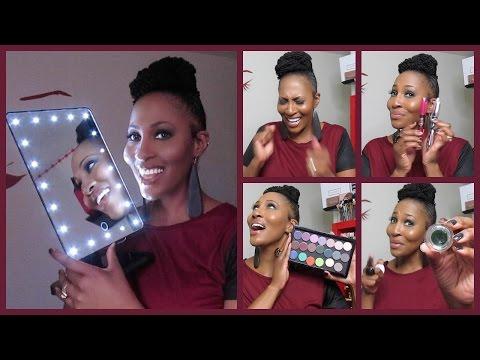 October Favorites 2015: Vanity Mirror, Makeup Geek, Colourpop