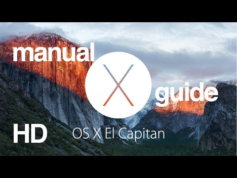 How to Format Set Up Install External Hard Drive on Mac in El Capitan OS X - how to use HD
