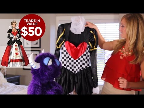 Trade In your slightly used Halloween Costumes