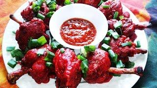 Chicken Lollipop Recipe | Restaurant Style Chicken Lollipop Recipe Video  | Easy Chicken Starter