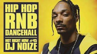 🔥 Hot Right Now #45 |Urban Club Mix August 2019 | New Hip Hop R&B Rap Dancehall Songs|DJ Noize
