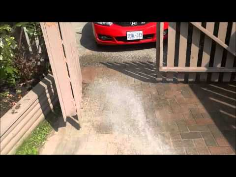 How To Apply Polymeric Sand To Interlocking And Pavers