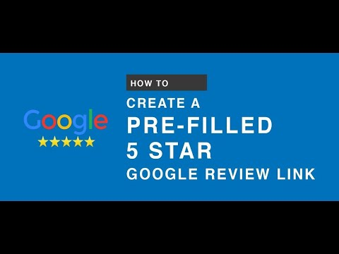 How To Create 5 Star Google Reviews Link for Happy Customers