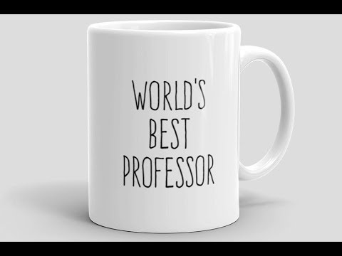 Who's Your Favorite Professor?