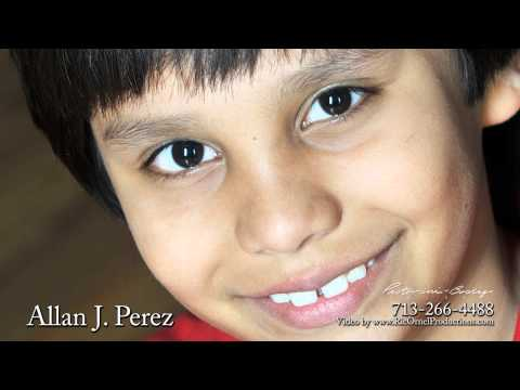 Allan J. Perez is represented by Texas top talent agency