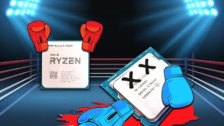 Intel vs. AMD value: No contest