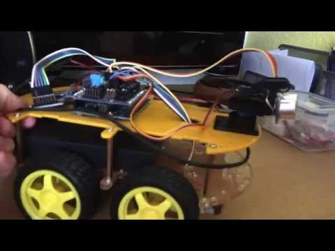 Build Yourself a Cheap DIY Arduino Robot Car Project Kit from Aliexpress - Review & Unboxing