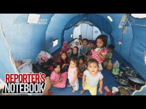 Reporter's Notebook: Ang pagbangon ng mga pamilyang naapektuhan ng gulo sa Marawi