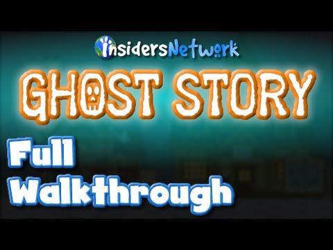 ★ Poptropica: Ghost Story Island FULL Walkthrough ★